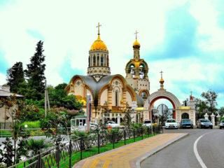 Церкви и храмы Сочи – 10 главных святынь