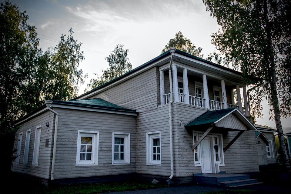 Дом Кучевского, Петрозаводск
