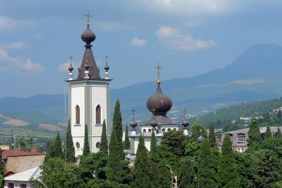 Церковь крымских святых и Феодора Стратилата