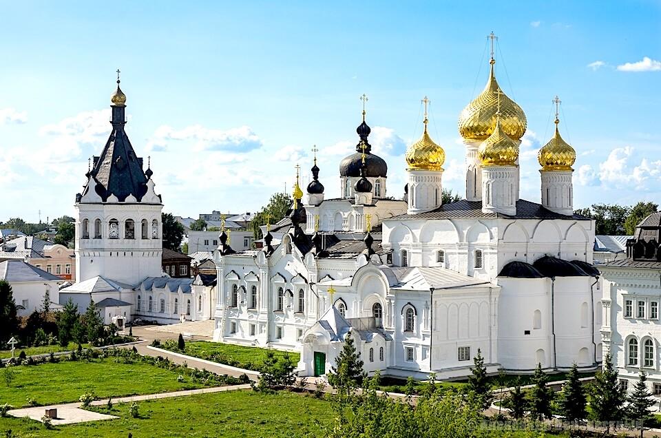 Богоявленско-Анастасиин женский монастырь, Кострома