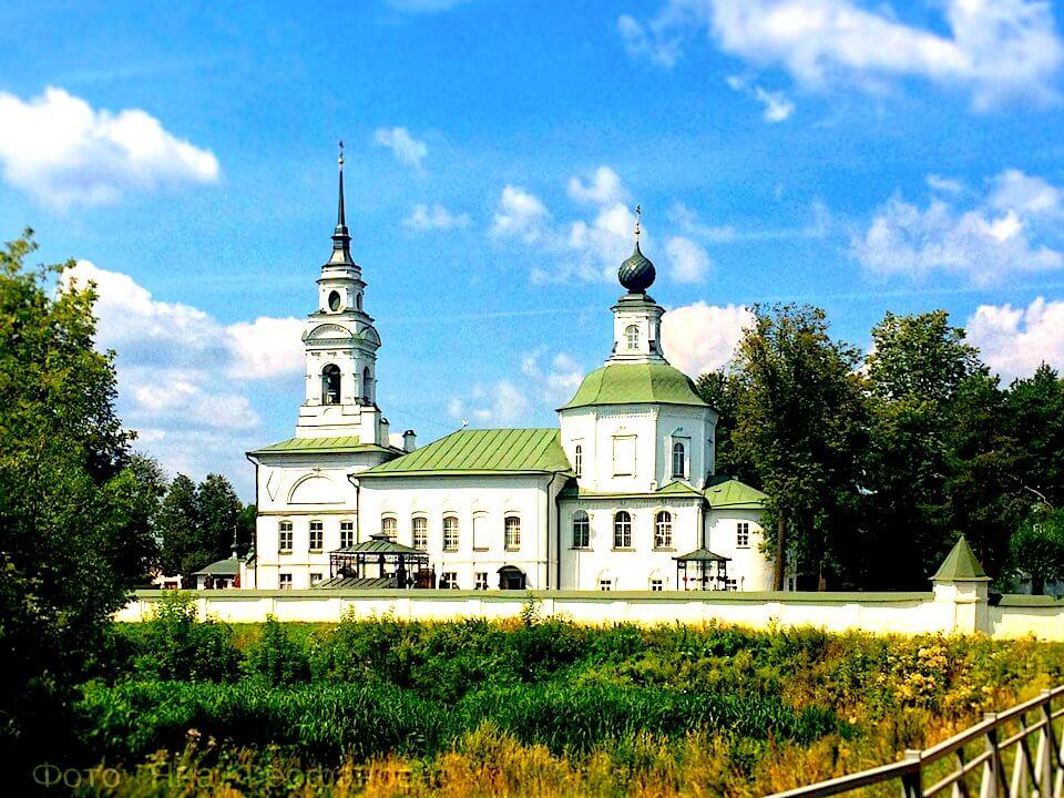 Церковь Спаса на Запрудне, Кострома