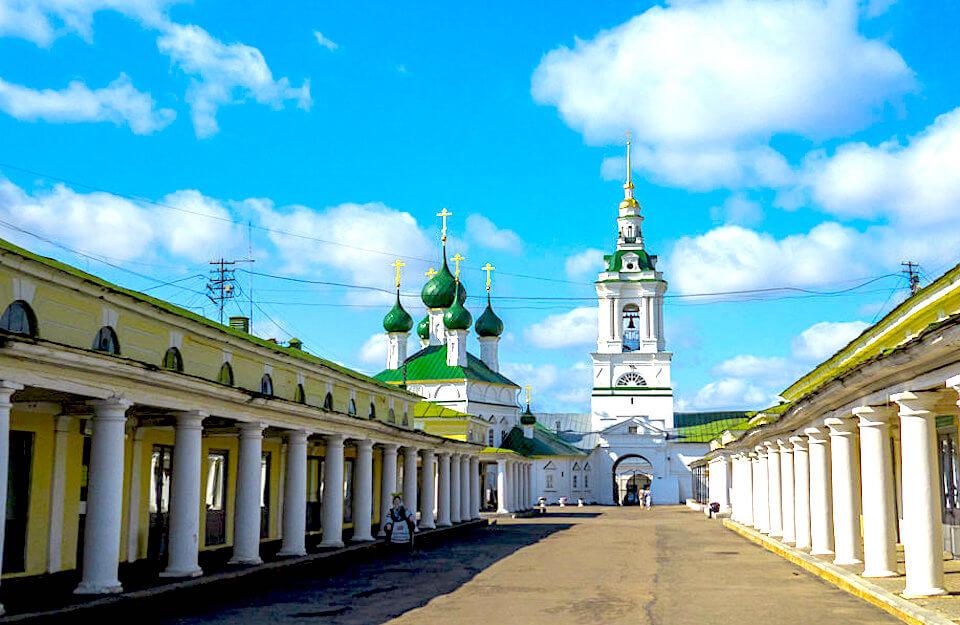 Церковь Спаса в Рядах, Кострома