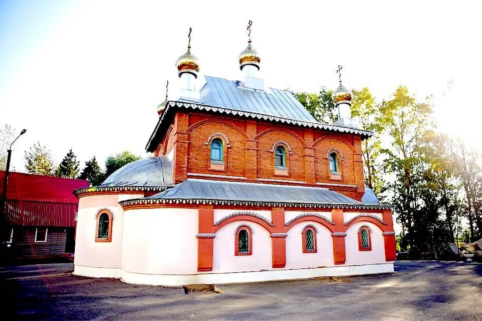 Храм святых Апостолов Петра и Павла, Кострома