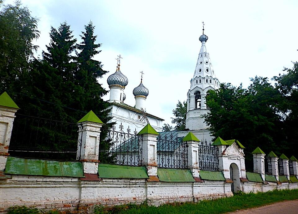 Храм Апостола и Евангелиста Иоанна Богослова, Кострома