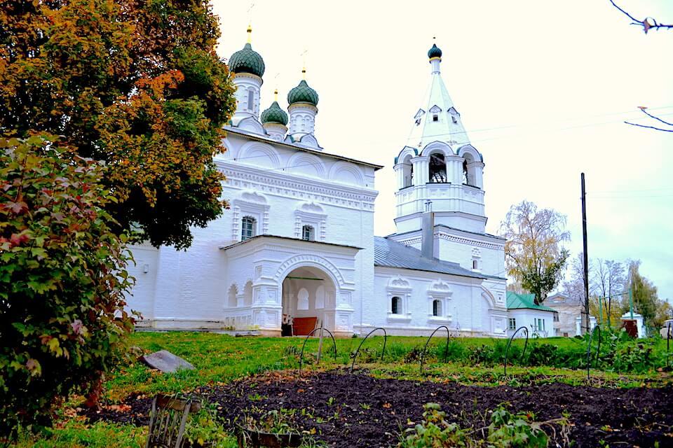 Спасо-Преображенская церковь, Кострома