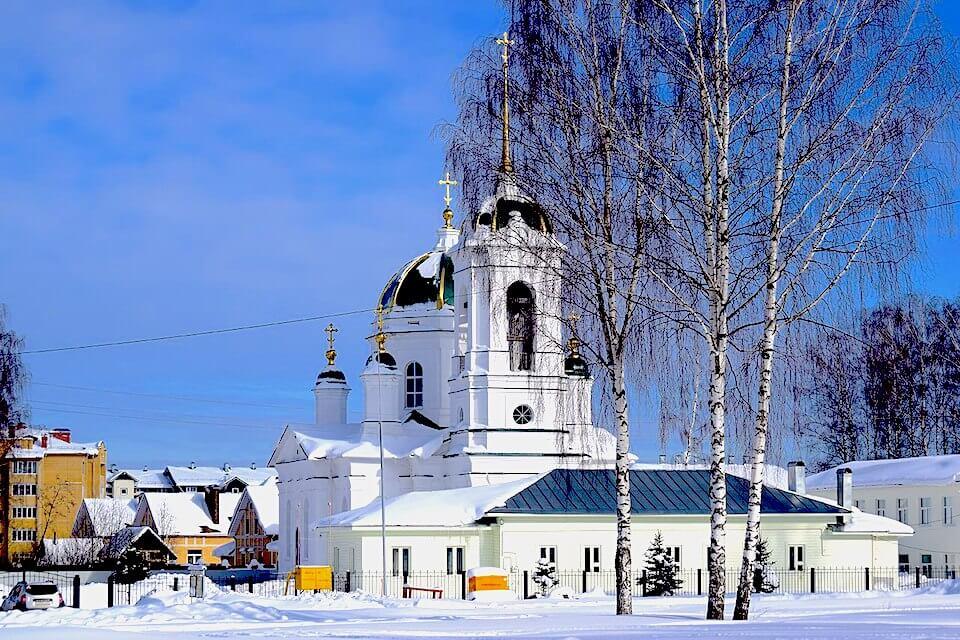 Свято-Серафимовская церковь, Кострома