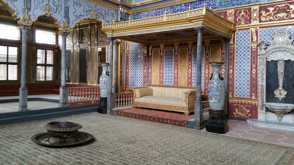 Дворец Топкапы, Стамбул
