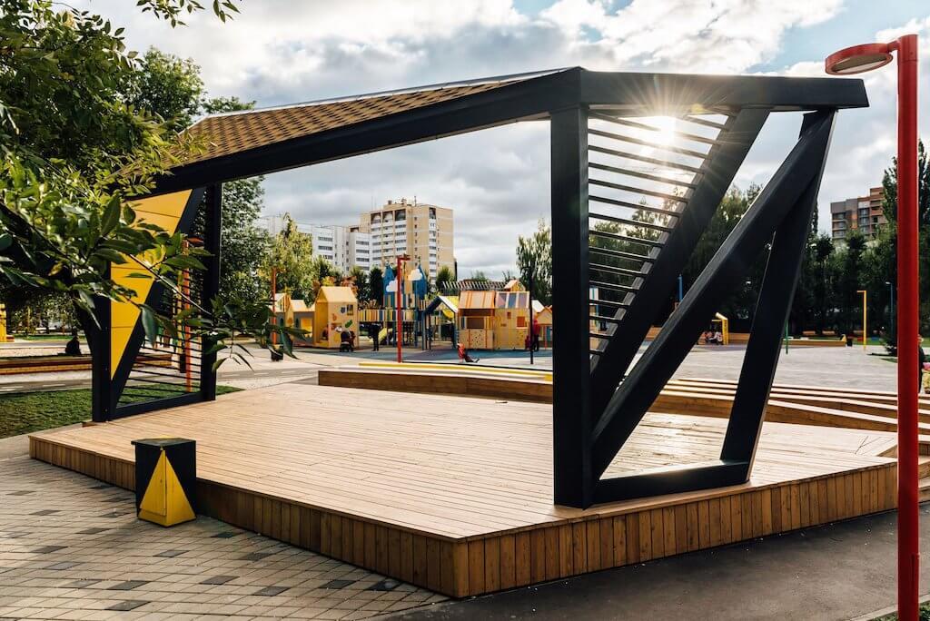 Детский парк «Калейдоскоп», Казань