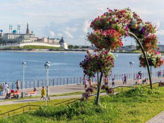 15 лучших парков Казани