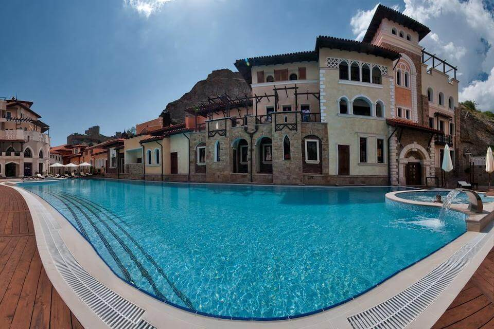 Soldaya Grand Hotel and Resort 4*, Судак