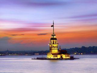 Стамбул в ноябре