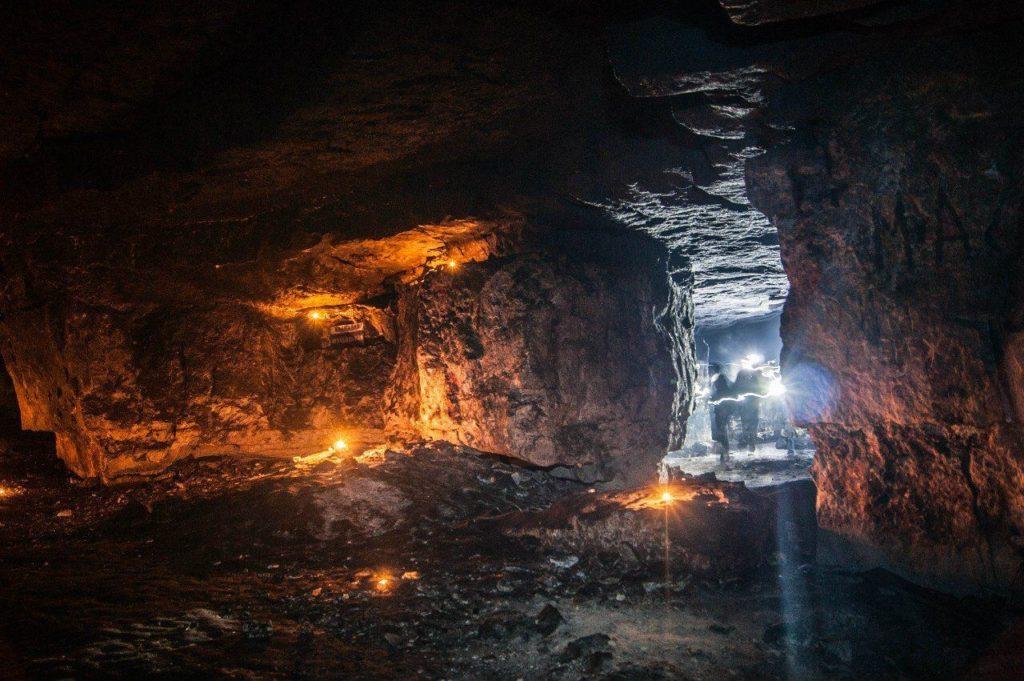Сьяновские пещеры