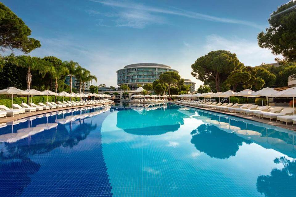 Calista Luxury Resort 5*, Белек