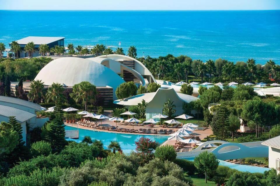 Cornelia Diamond Golf Resort & SPA 5*, Белек
