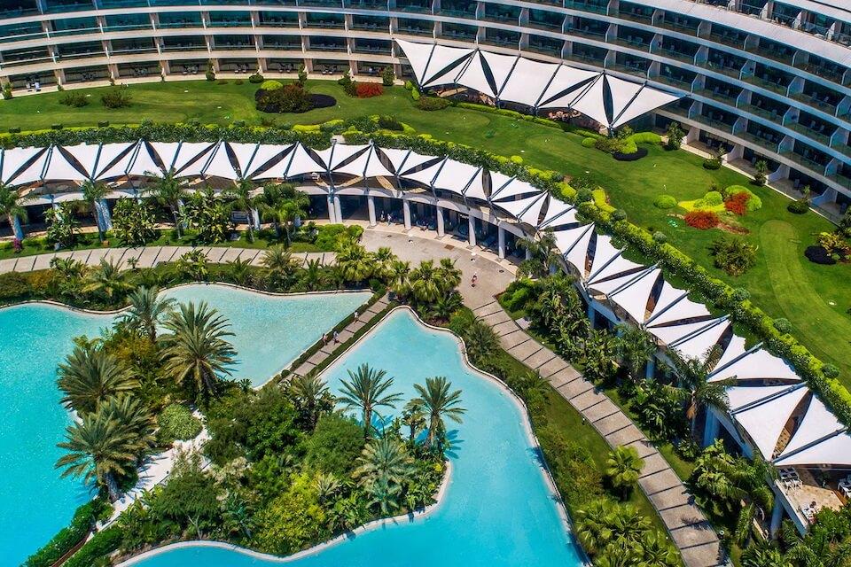 Maxx Royal Belek Golf Resort 5*