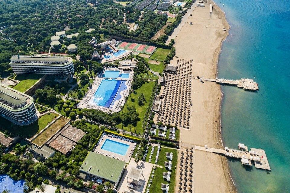 Voyage Belek Golf & Spa Hotel 5*