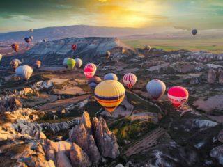 25 лучших развлечений в Турции