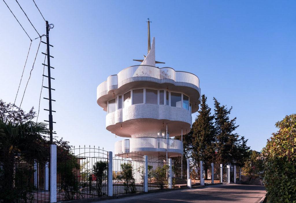 Видовая башня, Сочи