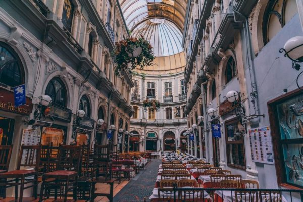 Что посмотреть в Стамбуле за 5 дней