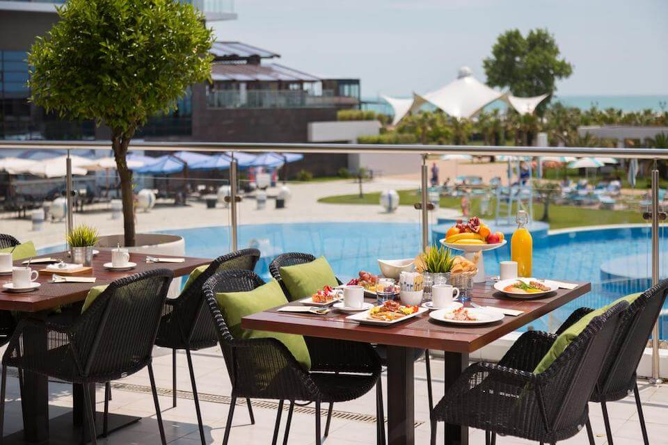 Radisson Collection Paradise Resort and Spa Sochi 5*