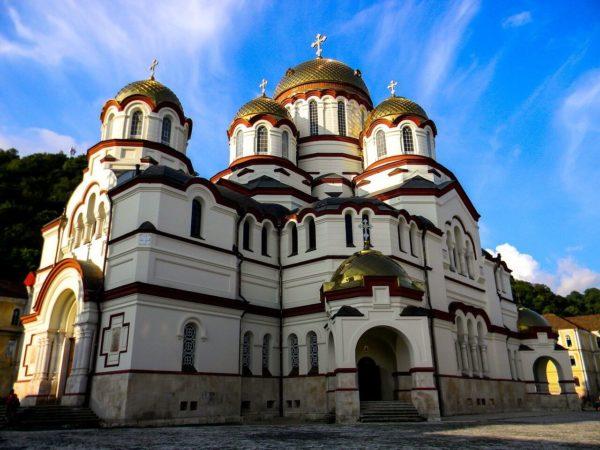 Храмы Абхазии