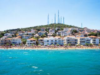 Отели Стамбула со своим пляжем