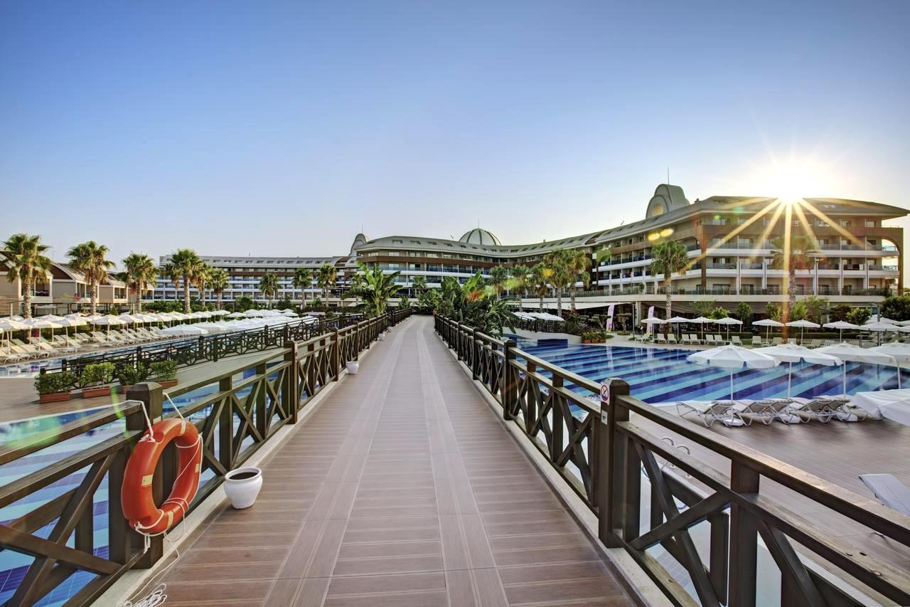 Jacaranda Hotels Side 5*, Сиде