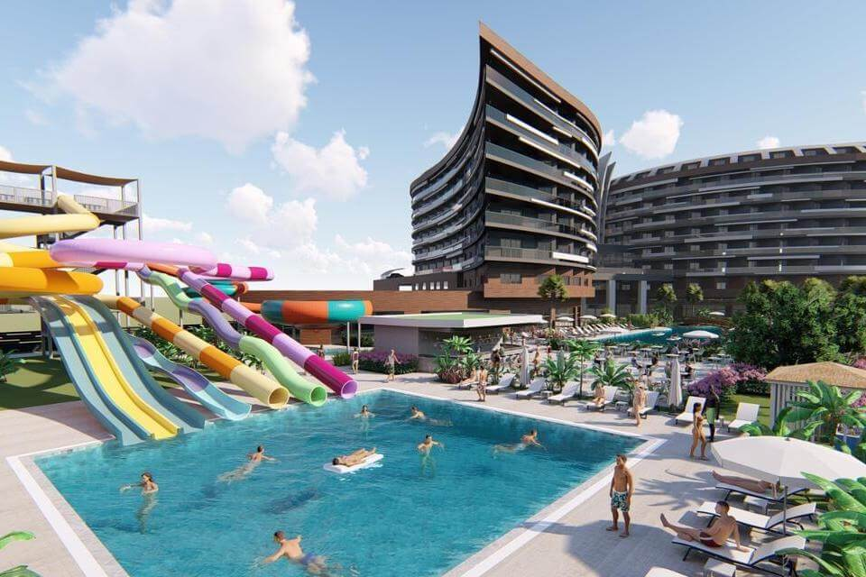 Kirman Calyptus Resort & SPA 5*, Сиде
