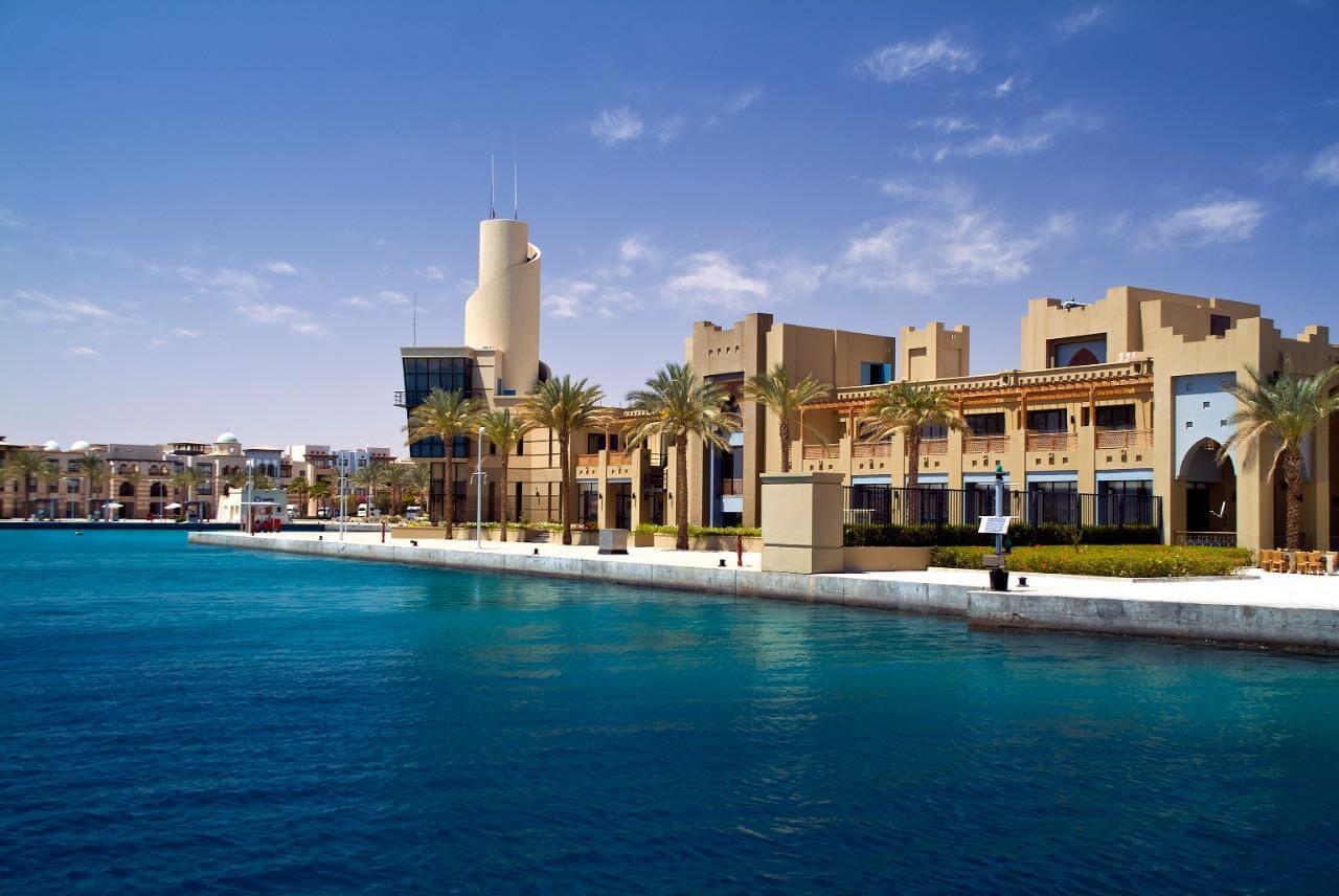 Порт-Галиб, Египет
