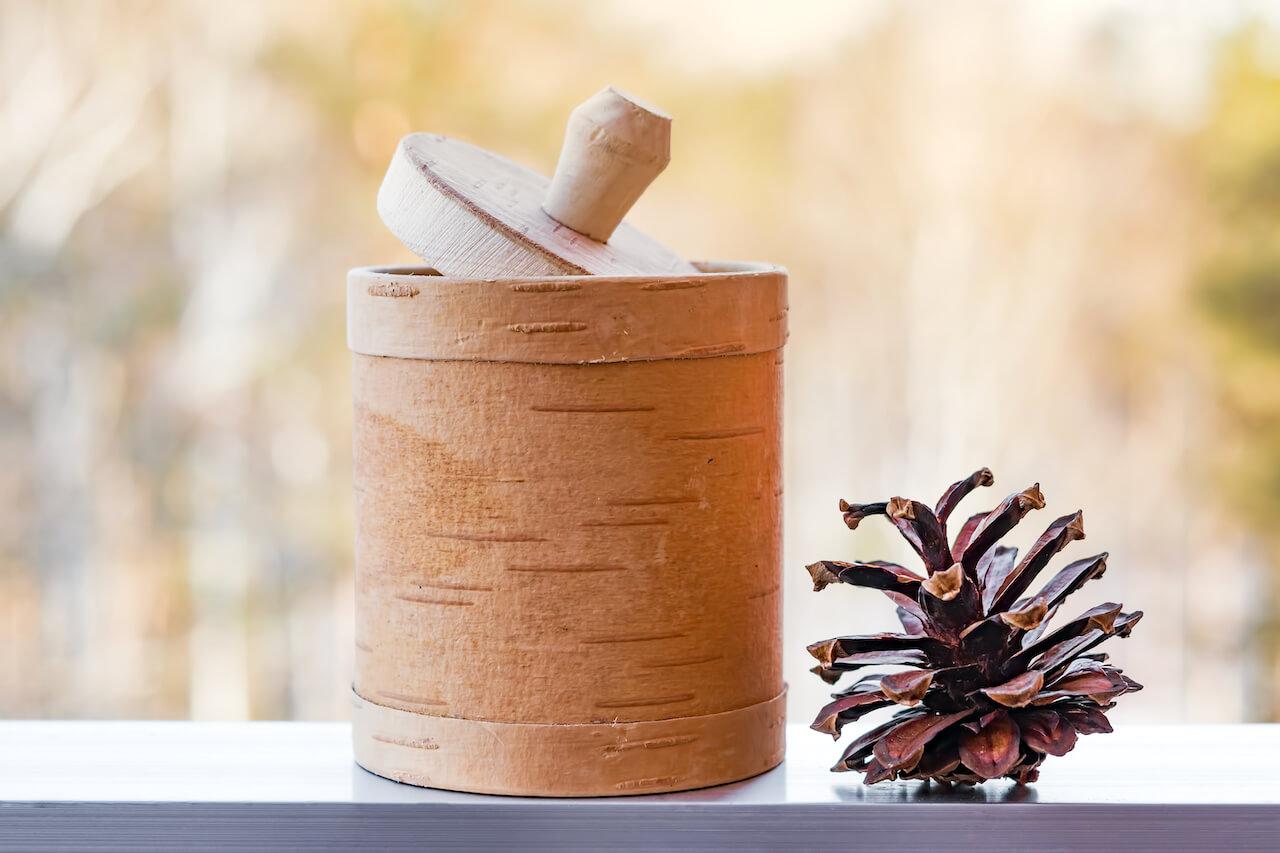 Изделия из бересты и кедра, Иркутск